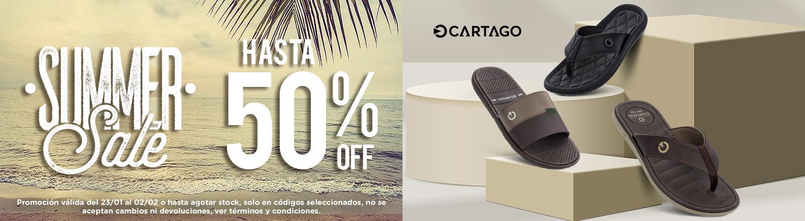 welcome sale cartago
