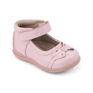 Zapato de vestir para bebe color rosado