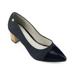 Zapatos-de-vestir-taco-cuadrado-para-mujer-color-azul