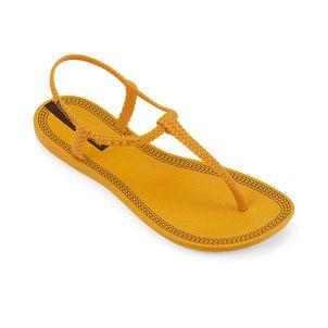 Sandalia-flats-para-dama-color-amarillo