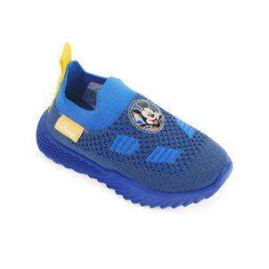 Zapatilla-flyknit-con-parche-personalizado-ligera-para-niNos-color-azul