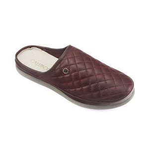 Pantufla-de-dama-ligera-y-con-estilo-color-guinda