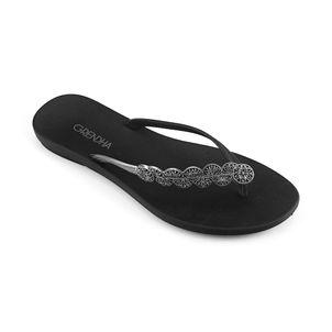 Sandalia-flip-flop-con-dettales-en-la-tira-para-dama-color-negro