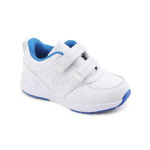 Zapatilla-escolar-blanca-ligera-para-niNo-color-azul