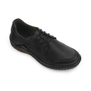 Zapatos-casuales-outdoor-de-cuero-para-caballero-color-negro