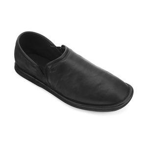 Pantufla-casual-slipper-super-ligera-para-hogar-color-negro