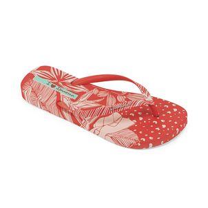 Sandalia-flip-flop-playera-para-dama-color-rojo-naranja