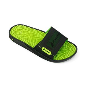 Sandalia-slider-con-plantilla-antiestres-confort-para-caballero-color-negro-verde