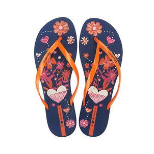Sandalia-flip-flop-brasilera-playera-para-dama-color-azul-naranja