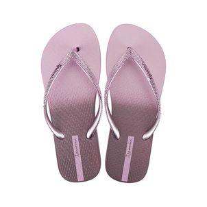 Sandalia-brasilera-flip-flop-con-brillo-en-las-tiras-para-dama-color-lila