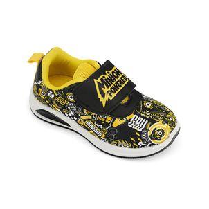 Zapatillas-urbanas-para-niNos-con-luces-en-la-planta-color-negro