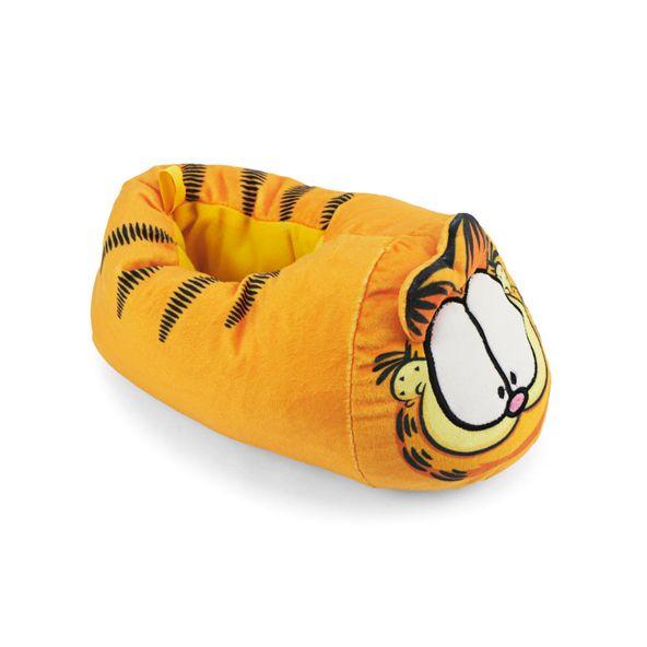 Pantufla-3D-con-print-sublimado-para-dama-color-naranja