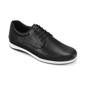 Zapato-casual-100--cuero-peruano-para-caballeros-color-negro