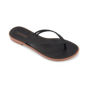Sandalia-flip-flop-con-detalles-en-la-tira-para-mujer-color-negro