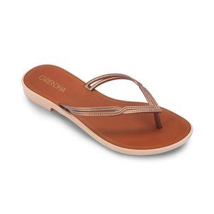 Sandalia-flip-flop-con-detalles-en-la-tira-para-mujer-color-marron