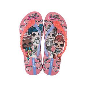 Sandalia-flip-flop-con-un-divertido-personaje-para-niNas-color-rosa
