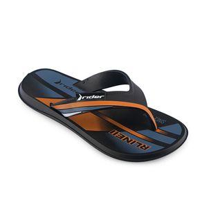 Sandalia-flip-flop-para-el-dia-a-dia-y-la-playa-para-caballero-color-negro-naranja