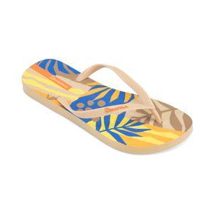 Sandalia-playera-suave-para-dama-color-beige-amarillo