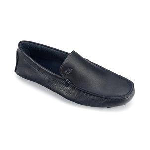 Zapato-casual-cuero-de-estilo-driver-caballero-color-azul