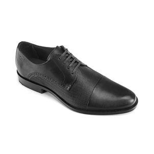Zapato-de-vestir-elegante-de-cuero-premium-para-caballero-color-negro