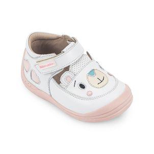 Zapato-gateador-de-cuero-sueve-con-talon-estabilizador-color-blanco
