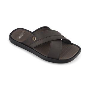 Ojota-casual-confort-color-marron-negro