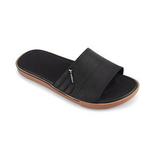 Sandalia-slider-de-planta-suave-color-negro-marron