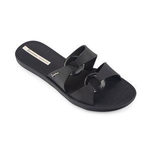 Sandalia-slider-doble-tira-color-negro