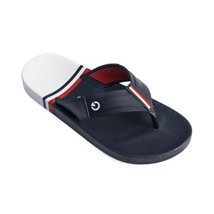 Sandalia-casual-de-suaves-tiras-color-blanco-azul