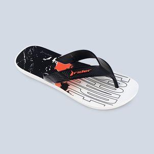 Sandalia-flip-flop-de-diseNo-exclusivo-color-naranja-negro